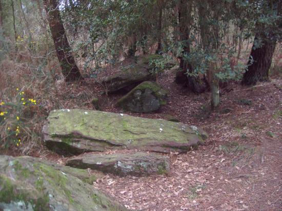 Le tombeau des Anglais