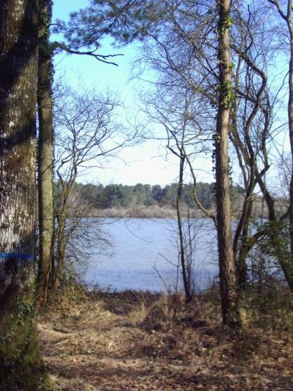 Le lac de Trémlin